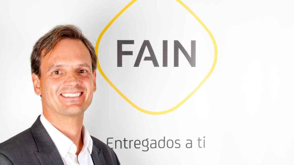Nicolas Mediavilla, presidente de Fain.