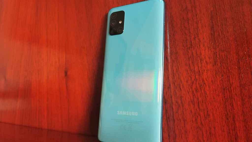 El Samsung Galaxy A51 está en oferta en AliExpress.
