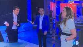El 'cara a cara' de Merlos y su ex Marta López es ya historia de la televisión