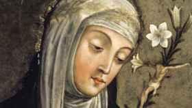 Santa Catalina de Siena.