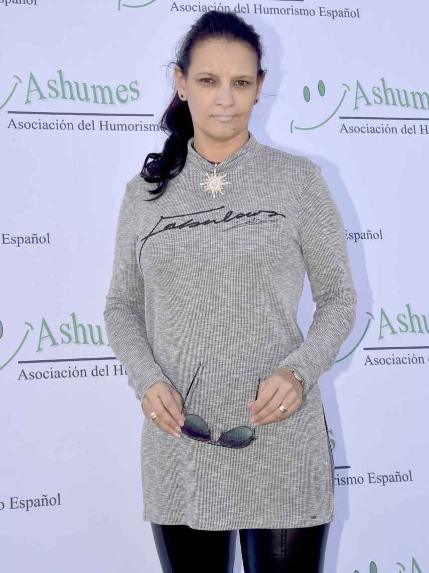 Gemma Serrano asegura que mantuvo una relación con Alfonso Merlos.