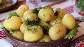 Las patatas cocidas son uno de los alimentos más saciantes que existen.