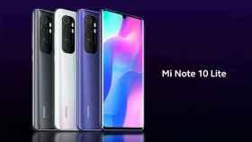 El Xiaomi Mi Note 10 Lite se filtra al completo antes de su presentación
