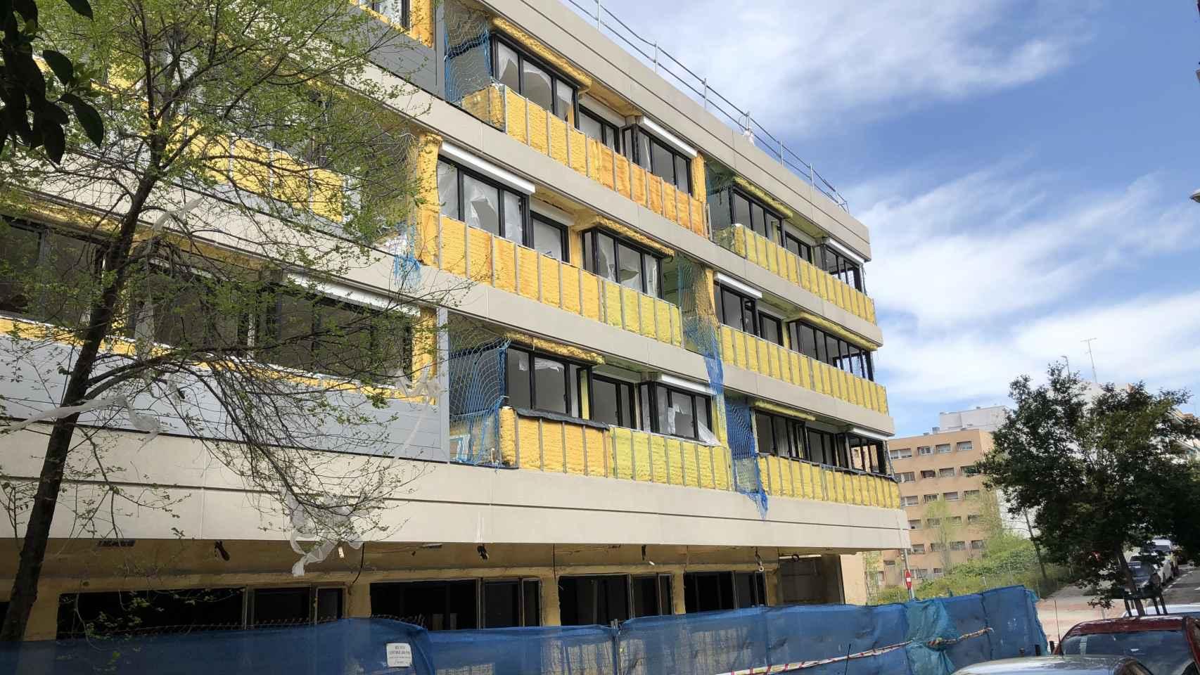 El Covid-19 no frena la construcción de vivienda pública en Madrid