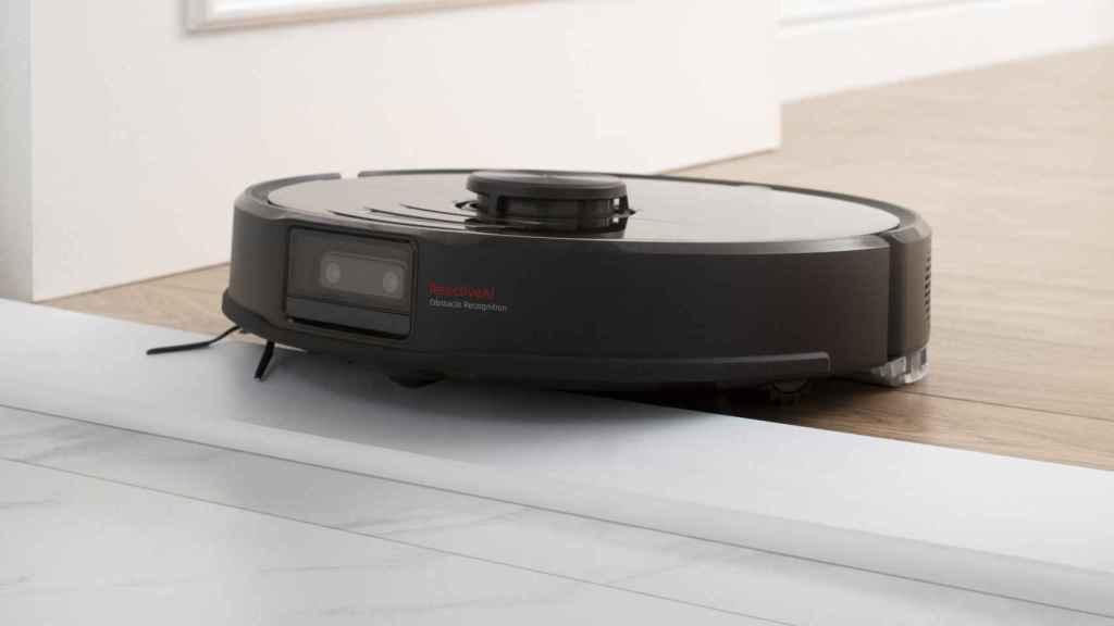Nuevo Roborock S6 MaxV, el primer robot aspirador con cámara dual para  evitar obstáculos