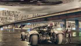 Ciberpunk, un nuevo concepto de la serie de tecnología empresarial.
