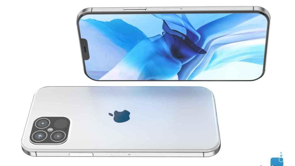 Así serían los nuevos iPhone 12 Pro