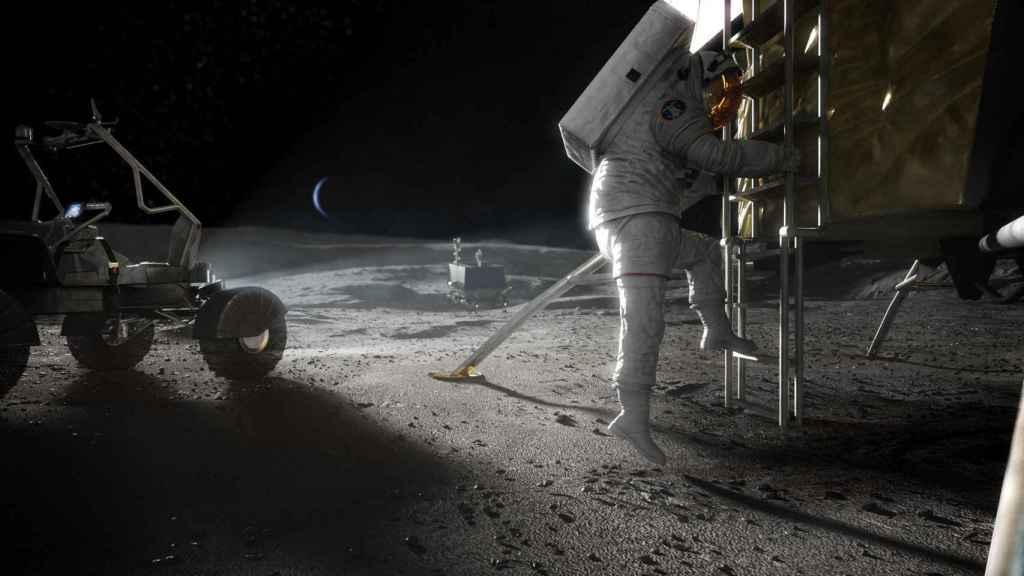 Así sería la vuelta de astronautas a la NASA con el proyecto Artemis