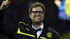 Klopp en su época en el Dortmund