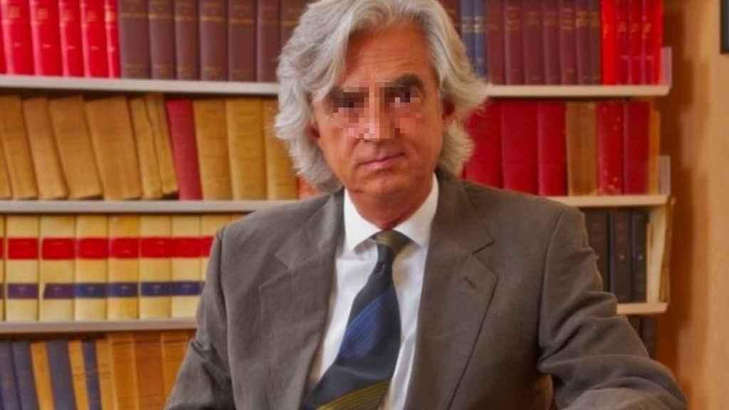 El abogado balear José María Lafuente.