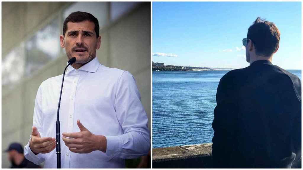Iker Casillas, 1 año de su infarto