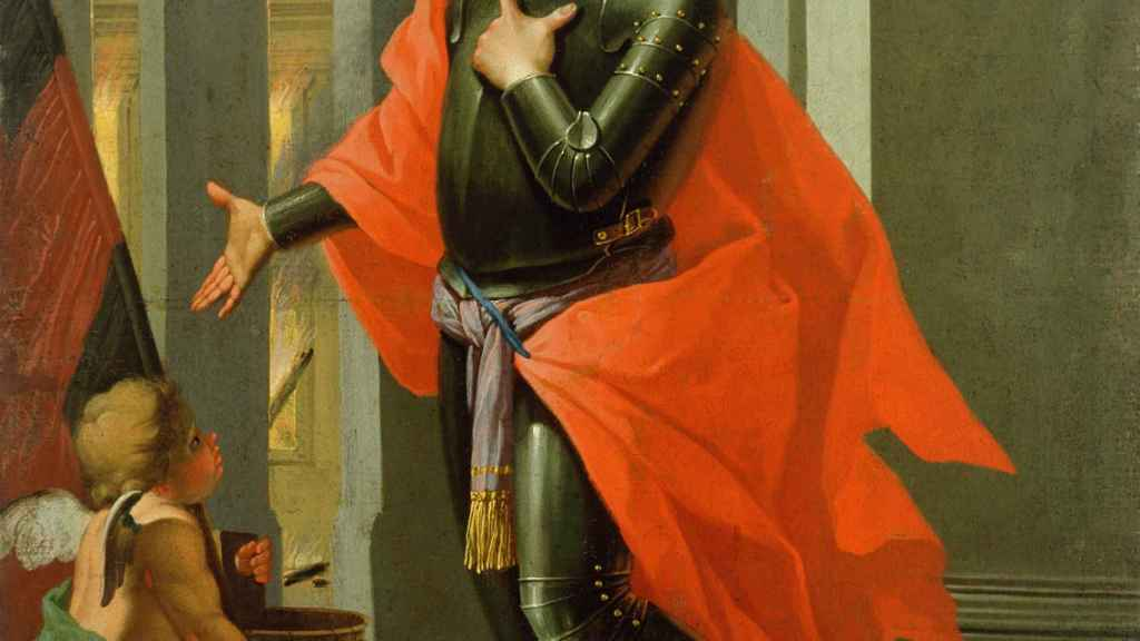 San Florián de Lorch.
