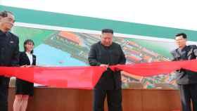 Kim Jong-un este sábado.