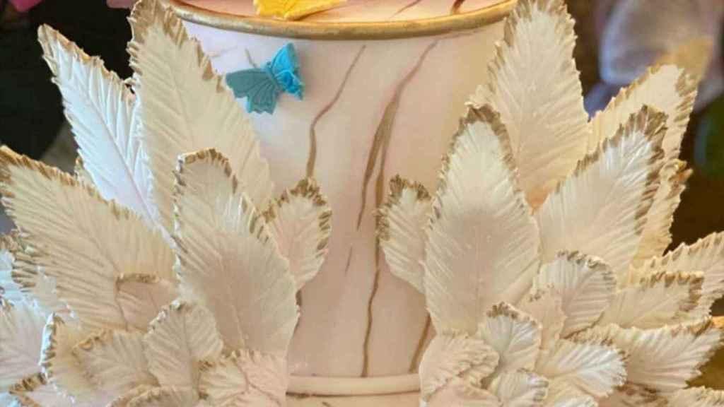 La tarta de Pau Gasol