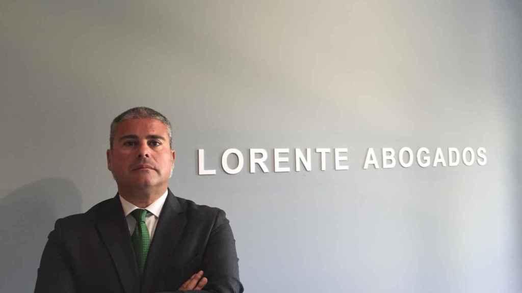 El abogado valenciano Mariano Lorente