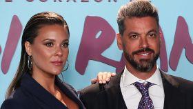 Lorena Gómez y René en una imagen de archivo.