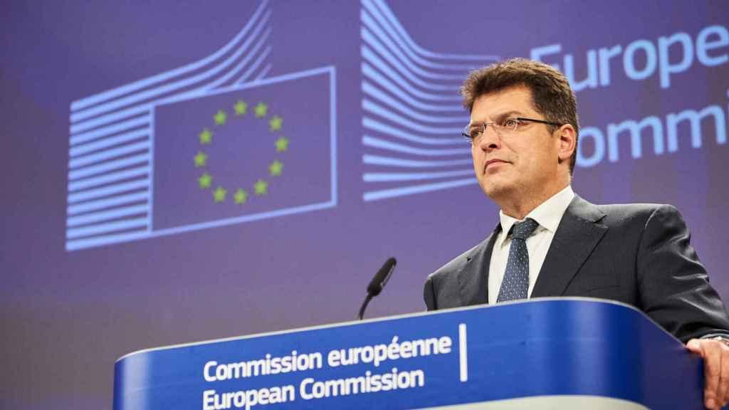 El comisario responsable de gestión de crisis, Janez Lenarcic.