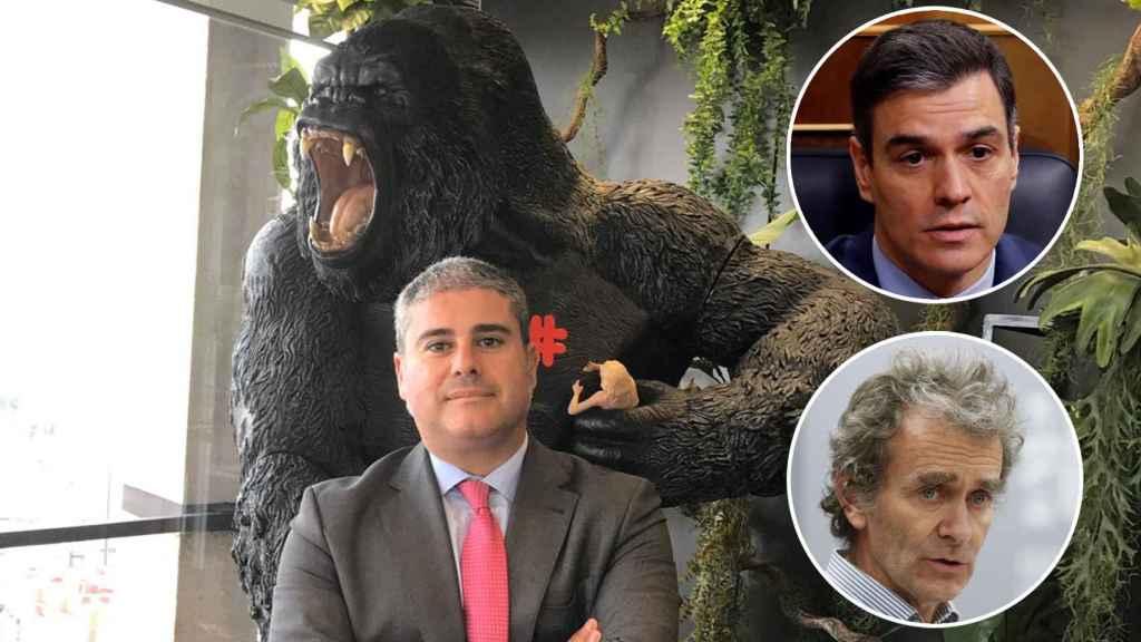 Ramón, Mariano y los pioneros de las querellas contra Sánchez y Simón por homicidas del Covid