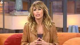 Emma García en 'Viva la vida' (Telecinco)