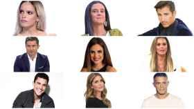 Estos son algunos de los rostros famosos que han decidido saltarse el confinamiento.