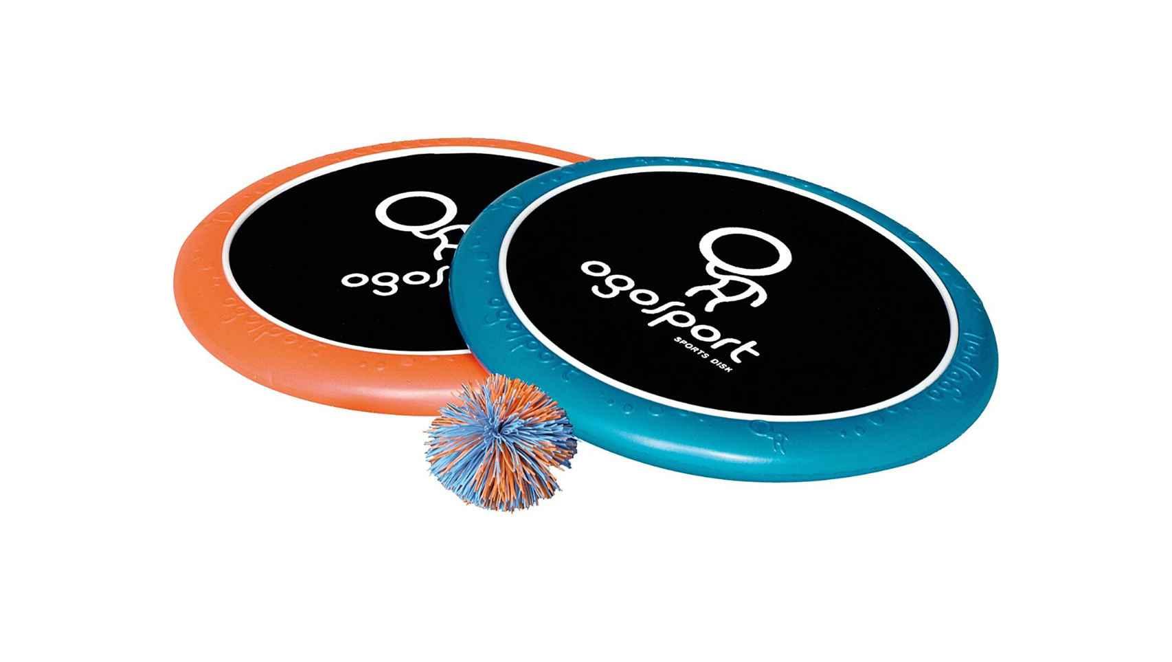 Set dos discos y pelota