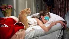 Fotograma de la película 'Desayuno con diamantes'.
