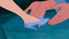 La Cenicienta hizo soñar a millones de niños con esos zapatos.
