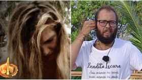 Ivana y José Antonio Avilés en montaje de JALEOS.