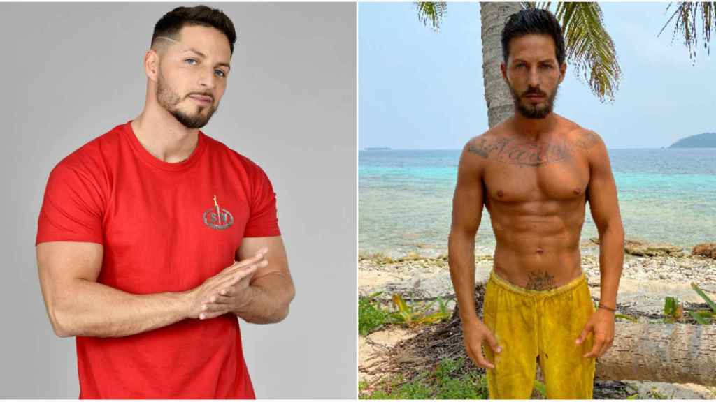 Nyno Vargas ha perdido 18,5 kilos.