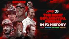 El campeonato organizado por la Fórmula 1 para elegir al piloto más influyente de su historia