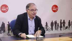 El socialista Fernando Mora en una imagen de archivo