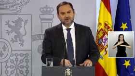 El ministro de Transportes, José Luis Ábalos.
