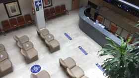 Instalaciones del HM San Chinarro.