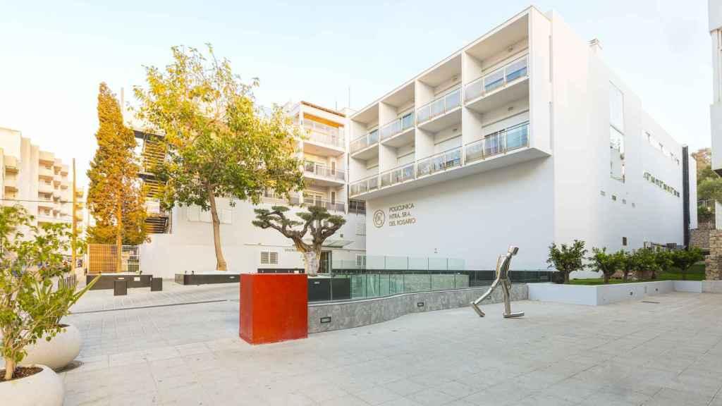 Policlínica Nuestra Señora del Rosario (Ibiza).