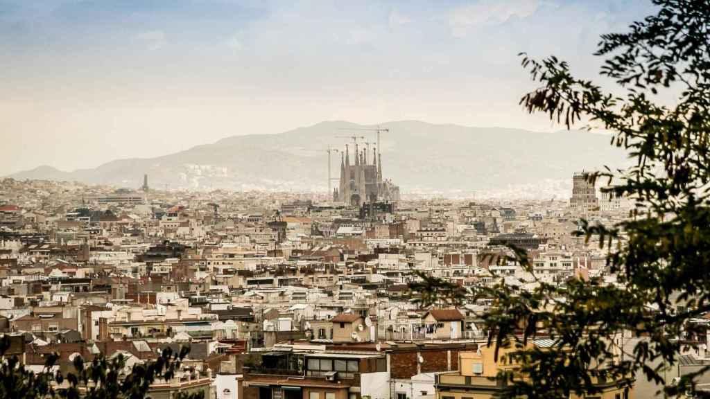 Imagen de Barcelona.