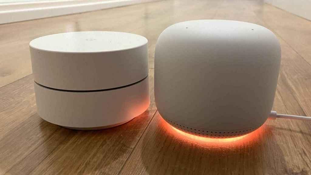 Google WiFi y Nest WiFi