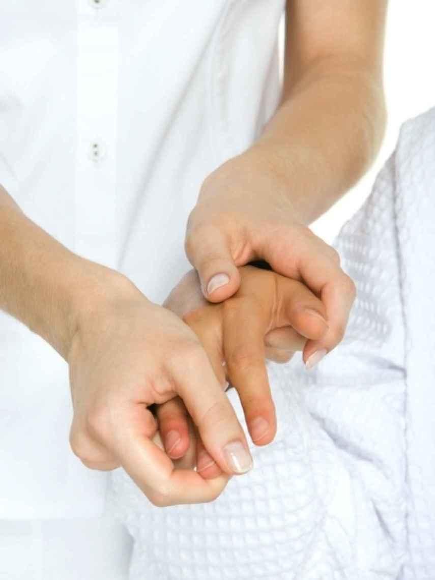 Tratamiento de manos tras el confinamiento.
