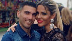 José Antonio Reyes y Noelia López.