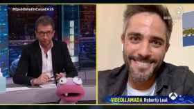 Roberto Leal en 'El hormiguero' (antena3.com)