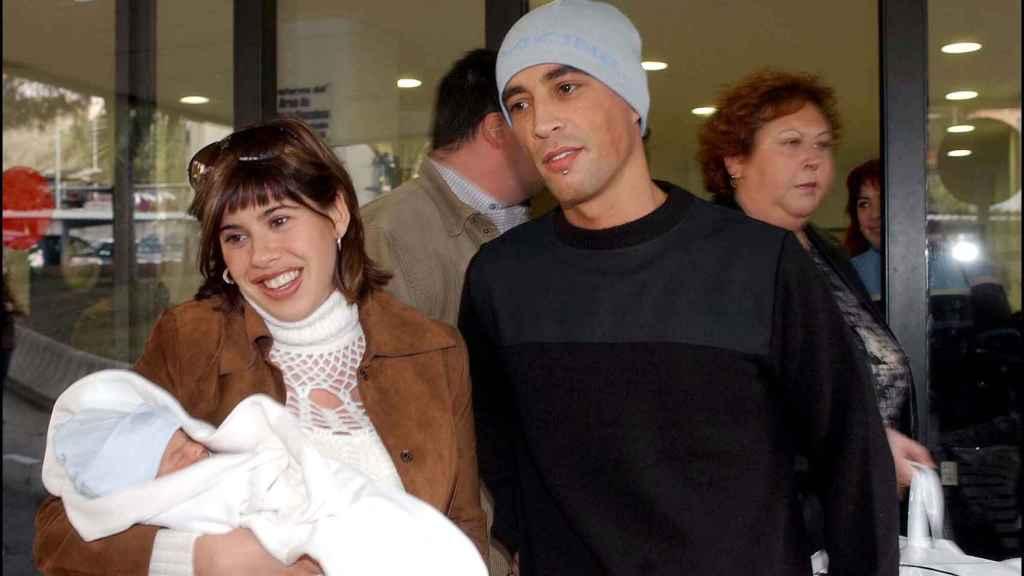Israel y Silvia acabaron separándose antes de tener a su hijo en común.