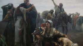 La expulsión de los moriscos (1894).
