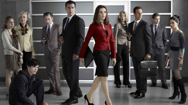 Fotograma de The good wife.