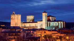 Panorámica de la Catedral de Sigüenza (Guadalajara), en una imagen de archivo de la Junta de Castilla-La Mancha