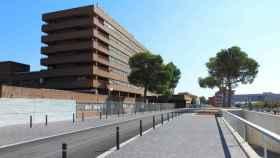 Imagen de archivo del Hospital de Albacete