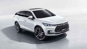 El BYD Tang EV600 será el SUV eléctrico con el que la compañía se expandirá por Europa