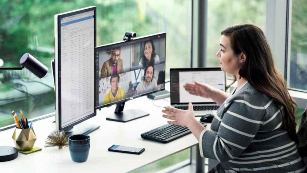 Microsoft Teams, la aplicación de teletrabajo de Microsoft