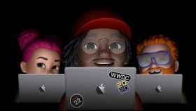Cartel de la WWDC.