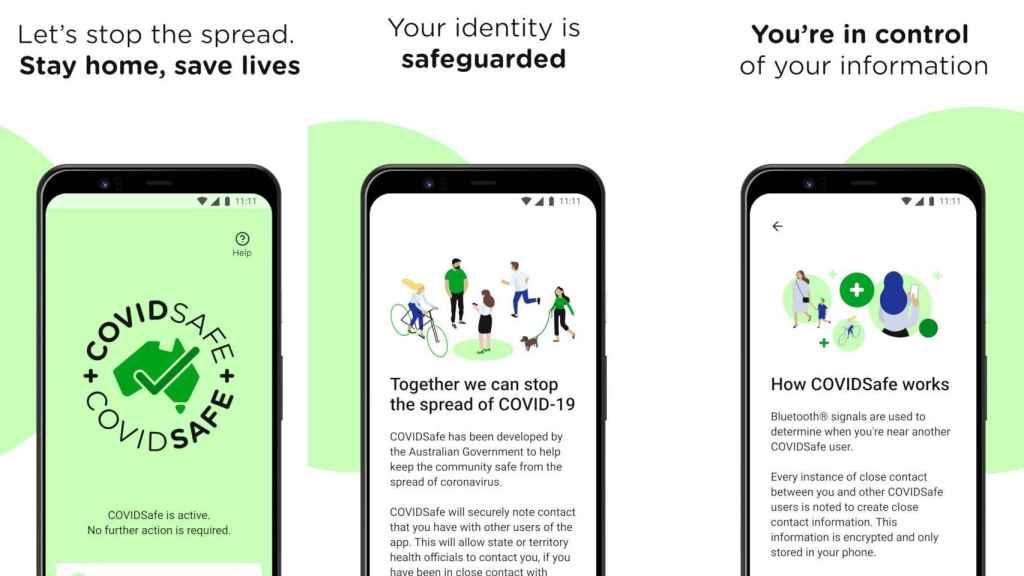 COVIDSafe, la app australiana es similar a cómo serán las apps británicas y francesas