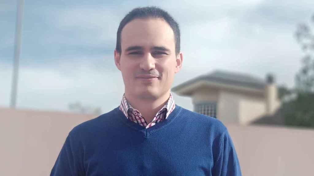 Carlos Gavilán, Director de Desarrollo de Negocio en Biometric Box.