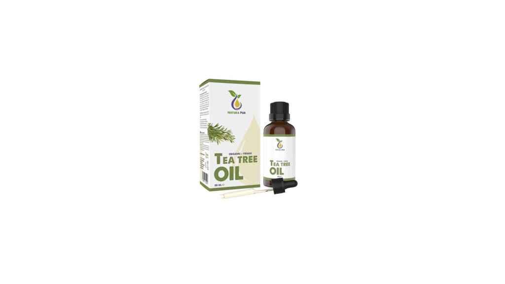Aceite de árbol de té 100% natural